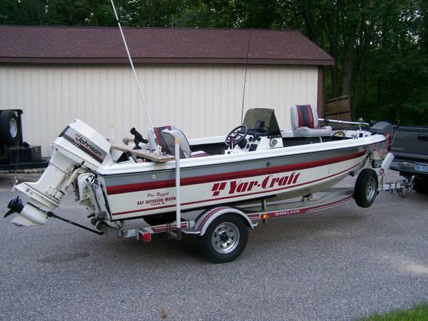 Yar Craft Boats For Sale 1988