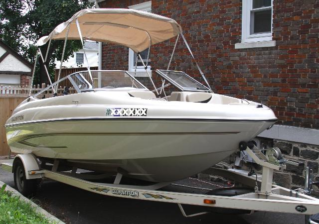 Glastron Mx 185 2005 Used Boats For Sale The Salty Dog