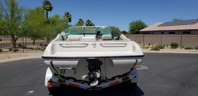 1994 Chaparral 205 sl limited