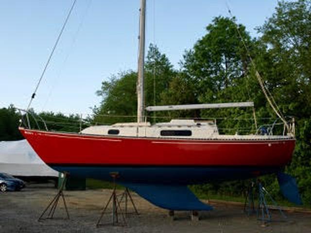 1978 Chesapeake 30